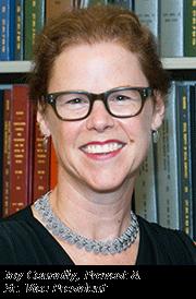 Provost Joy Connolly