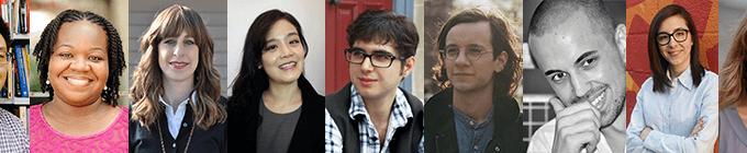 Photos of the Graduate Fellows